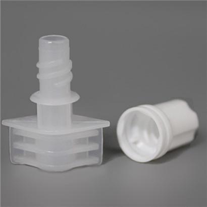Small Caliber Diameter 5mm PE Recipe Plastic Spout Cap For